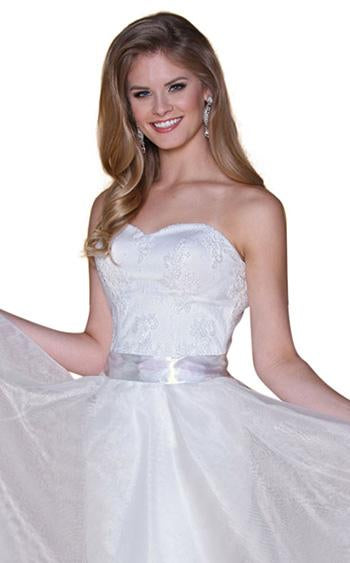 Impression Couture 12730 Ivory