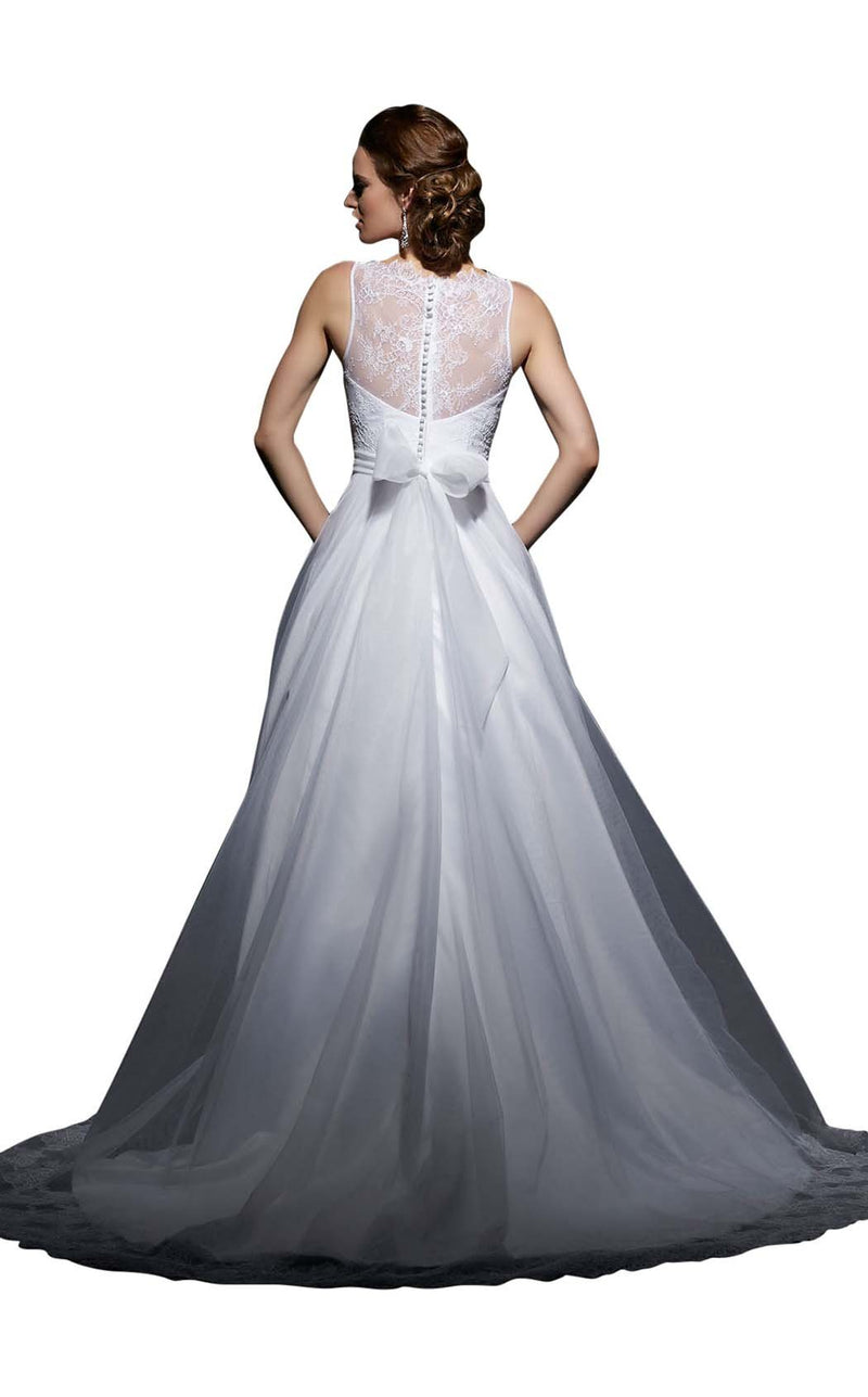 Impression Couture 12753 White