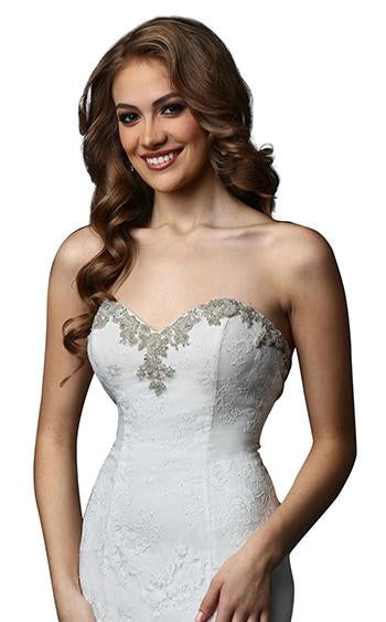 Impression Couture 12784 Ivory