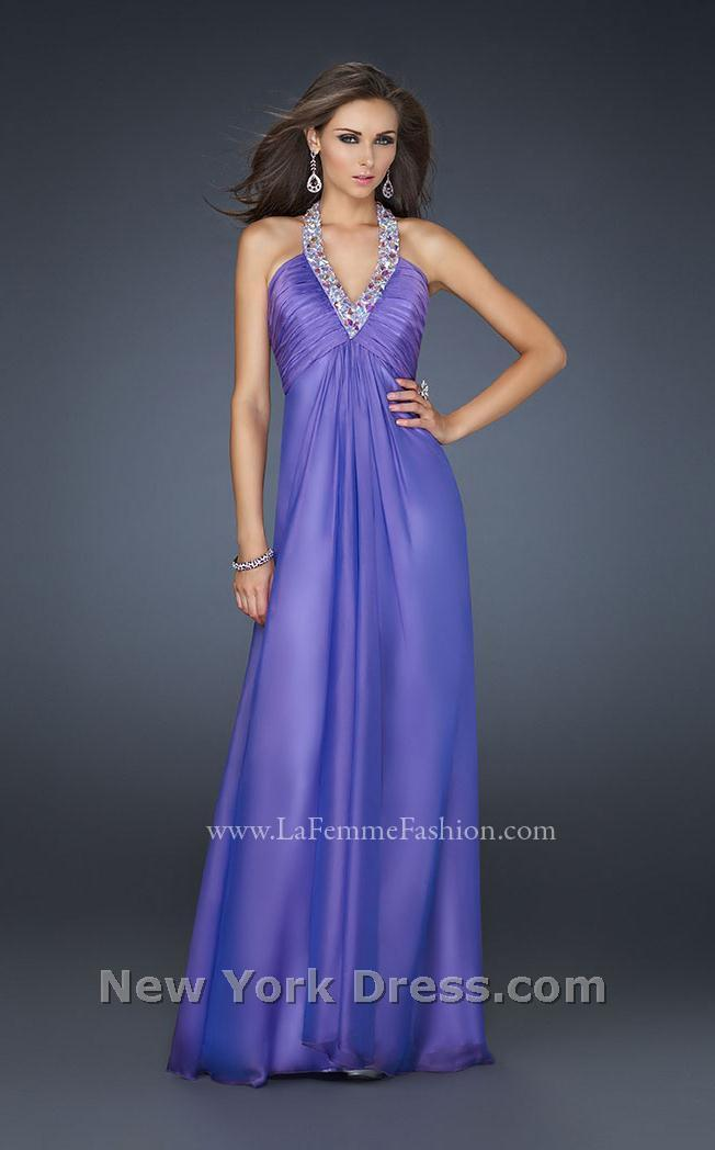 La Femme 17448 Light Purple