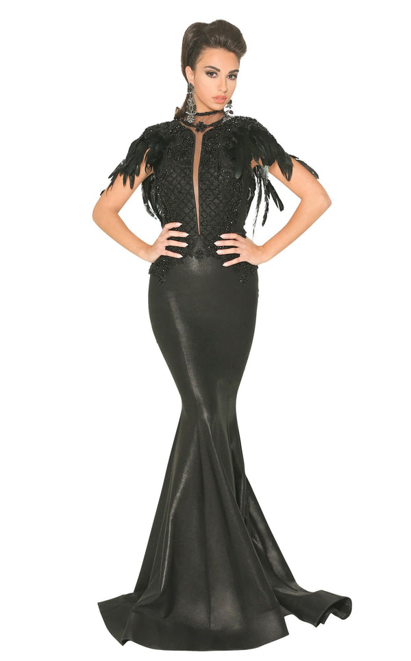MNM Couture 2528 Black
