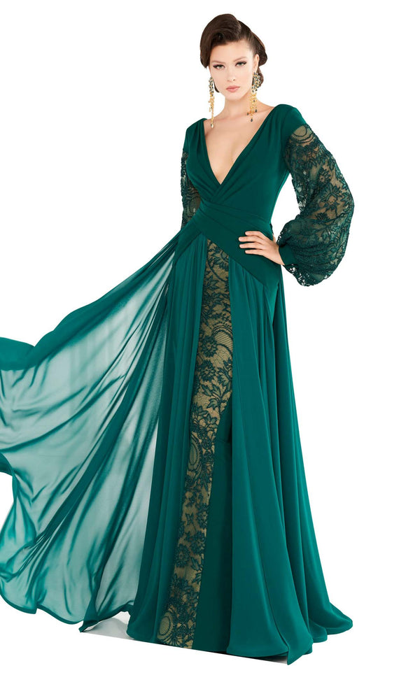 MNM Couture 2551 Green