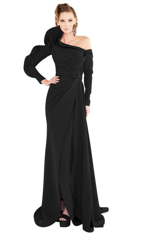 MNM Couture 2571 Dress Black