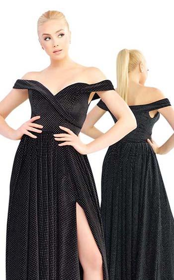 Mac Duggal 25959I Black