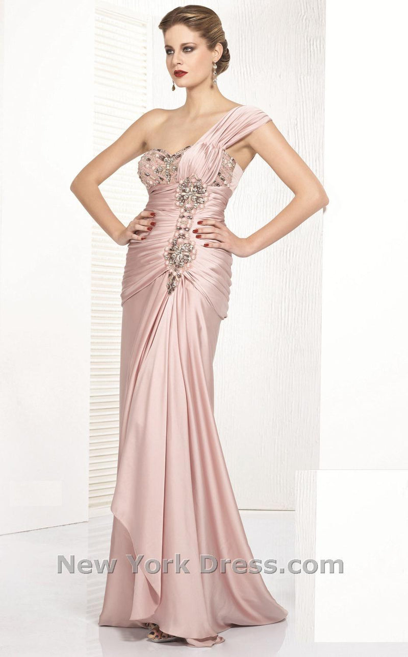 Tarik Ediz 92028 Powder Pink
