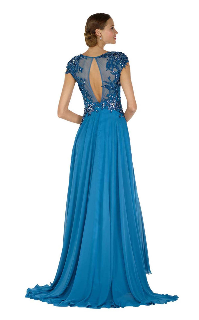 Alyce 29627 Blue-Coral