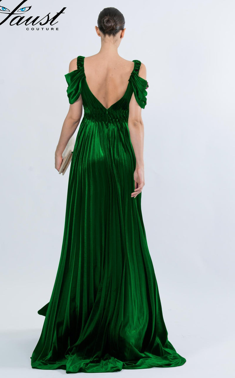 Faust 393 Dress Green
