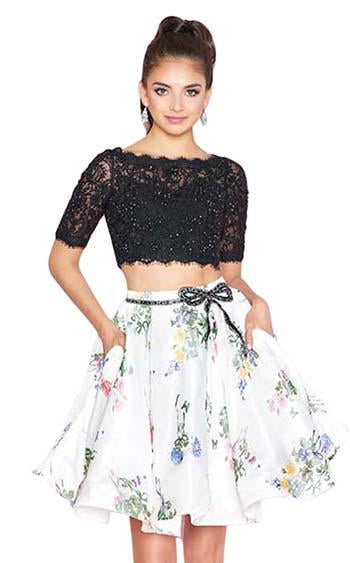 Mac Duggal 40850N Black