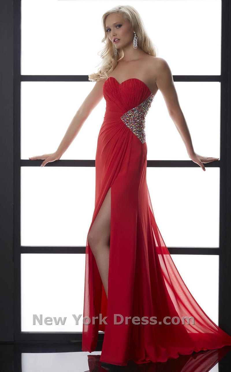 Jasz Couture 5007 Red