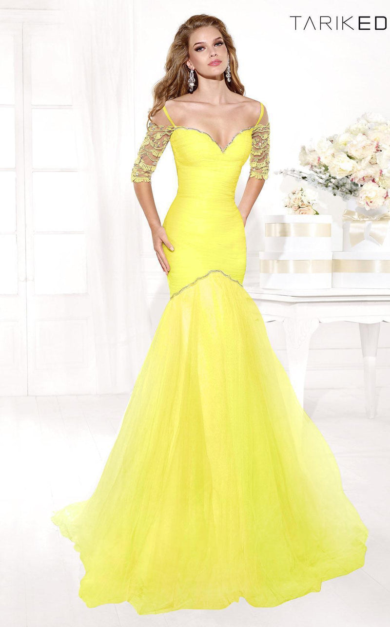 Tarik Ediz 92372 Yellow