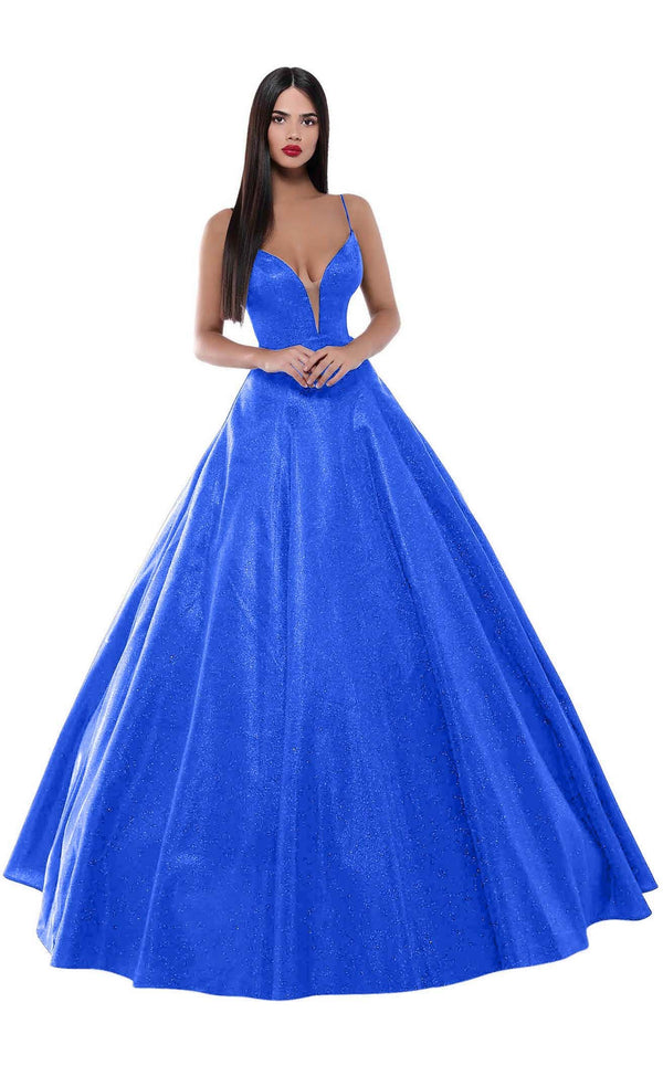 Tarik Ediz 50539 Royal-Blue