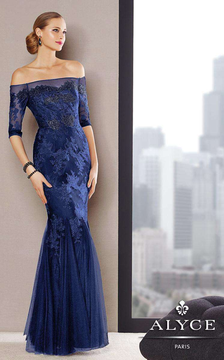 Alyce 29722 Dark Blue