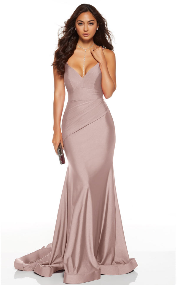 Alyce 60775 Dress Cashmere-Rose
