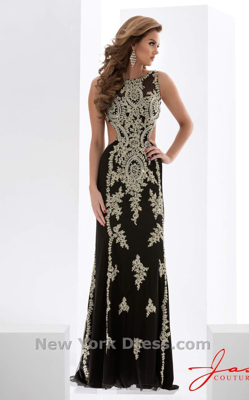 Jasz Couture 5600 Black/Gold