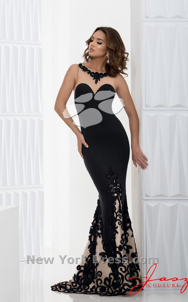Jasz Couture 5613 Black