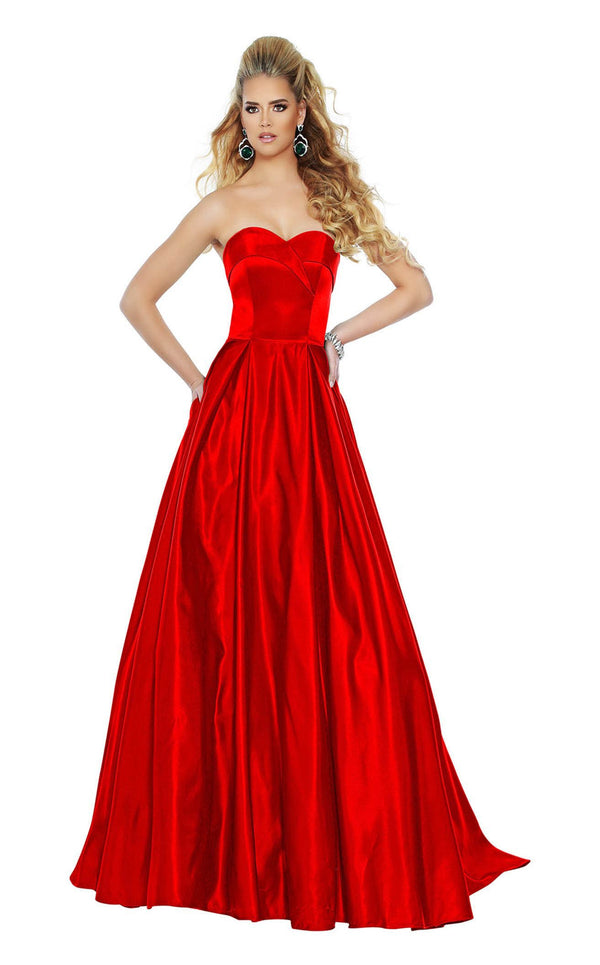 Jasz Couture 6520 Dress