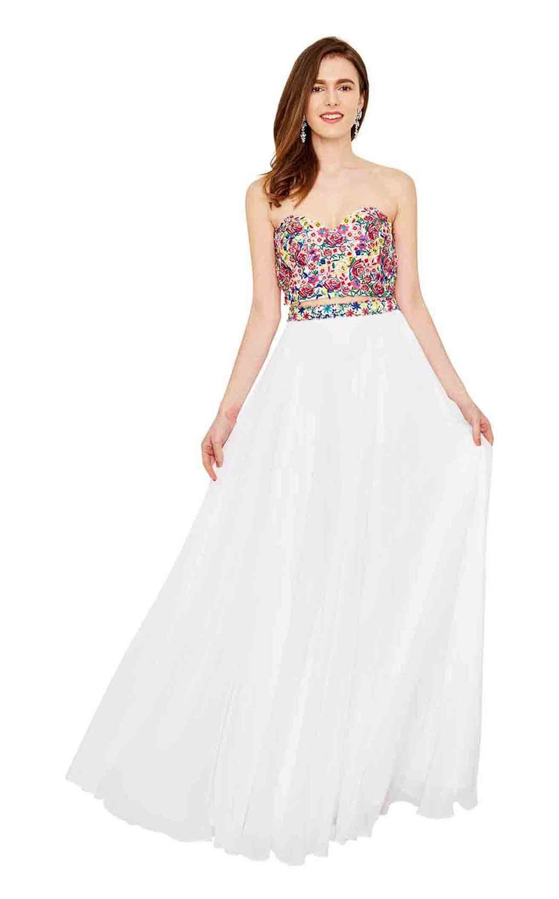 Angela and Alison 71083 Dress