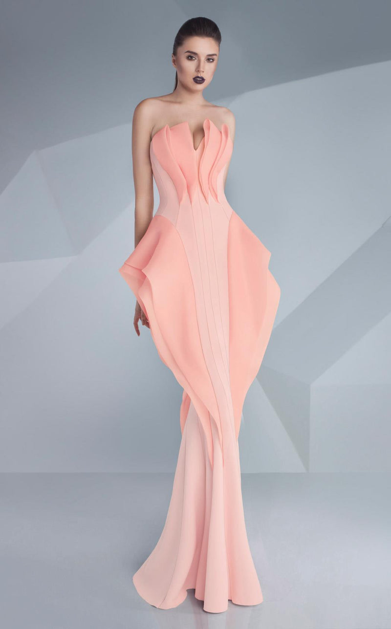 MNM Couture G0616 Pink