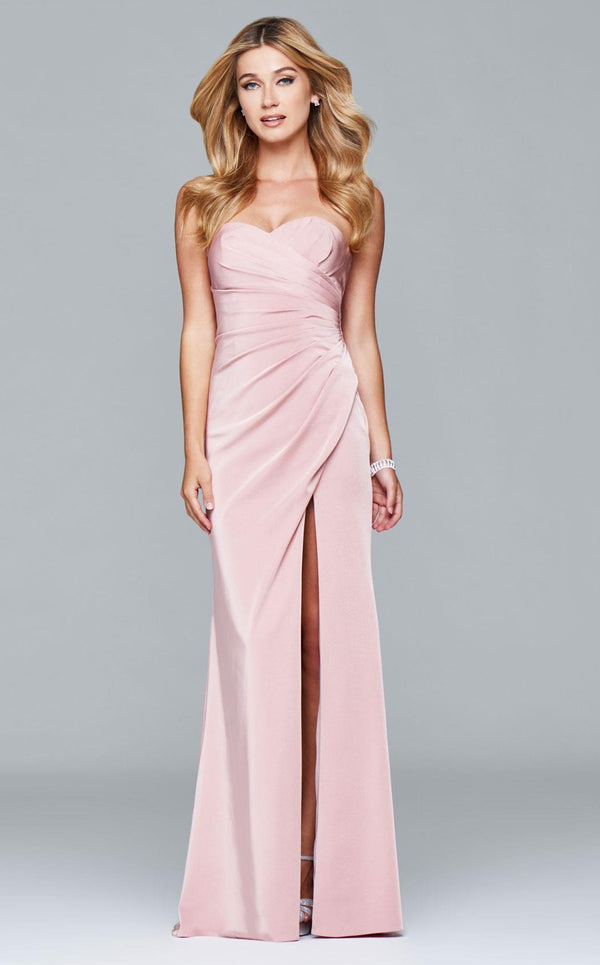 Faviana 7891 Dusty Pink
