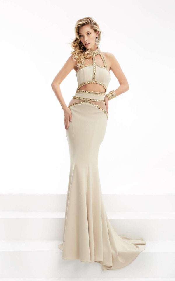Jasz Couture 5923 Champagne