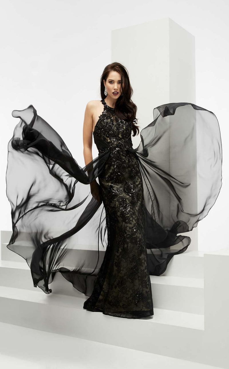 Jasz Couture 5925 Black