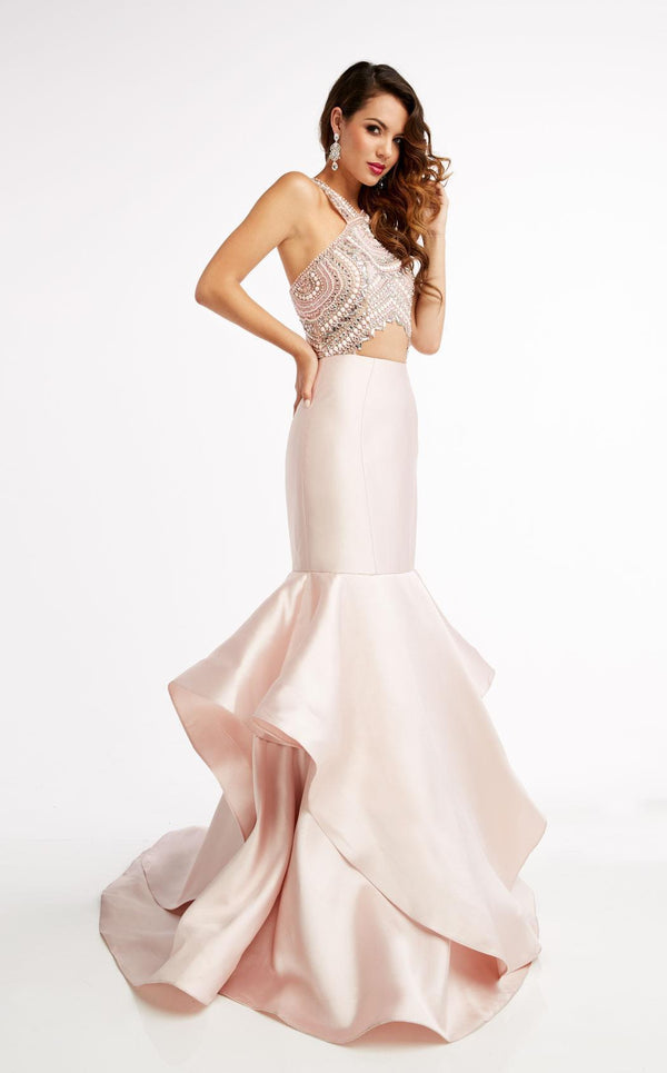 Jasz Couture 5934B Pale Pink