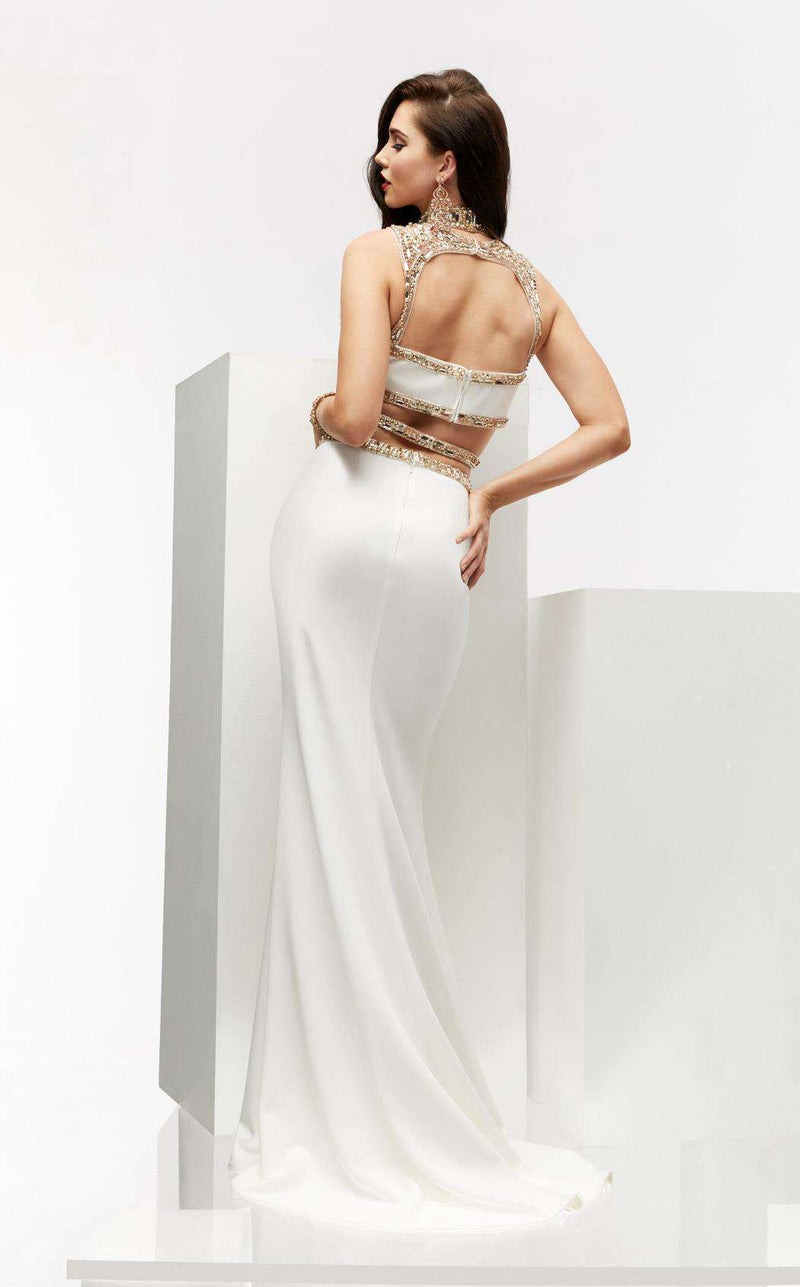 Jasz Couture 6044 Ivory