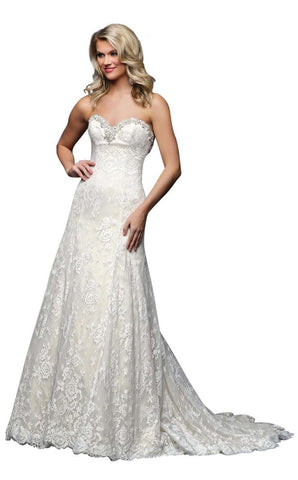 Jadore Bridal 77016 Bridal Dress