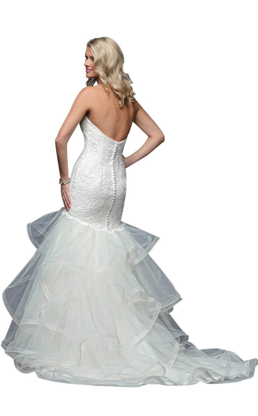 Jadore Bridal 77014 White