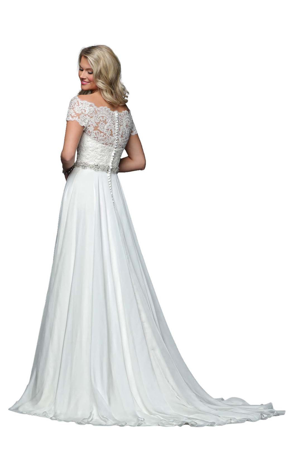 Jadore Bridal 77018 White