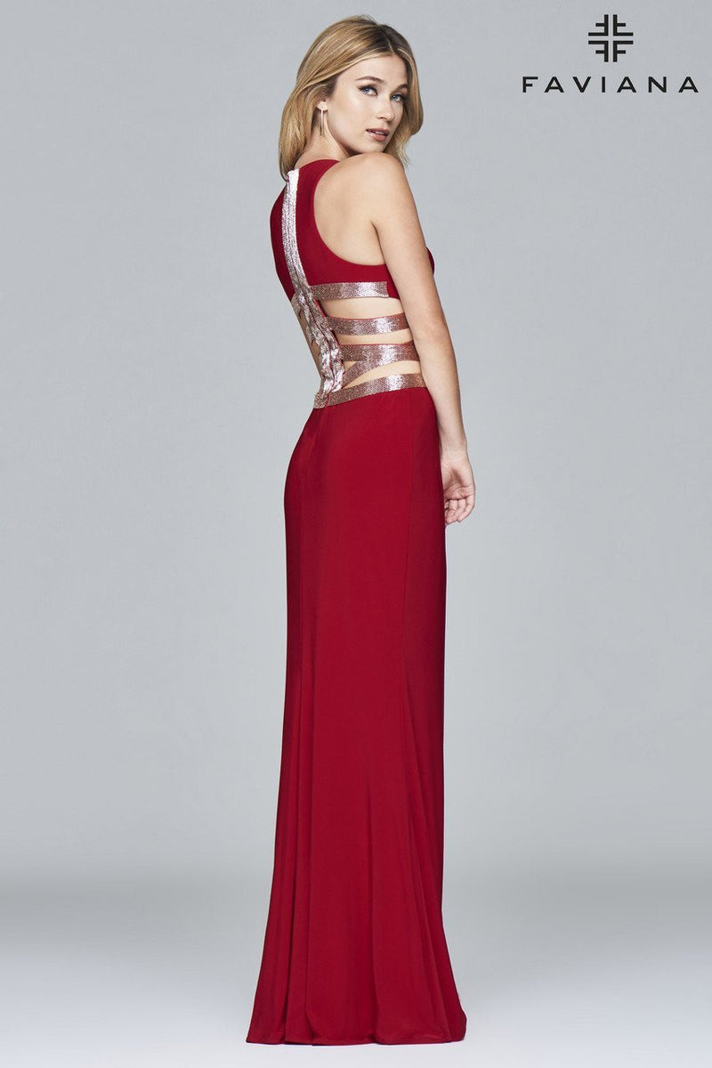 Faviana 7912 Dress