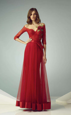 Beside Couture BC1202 Red