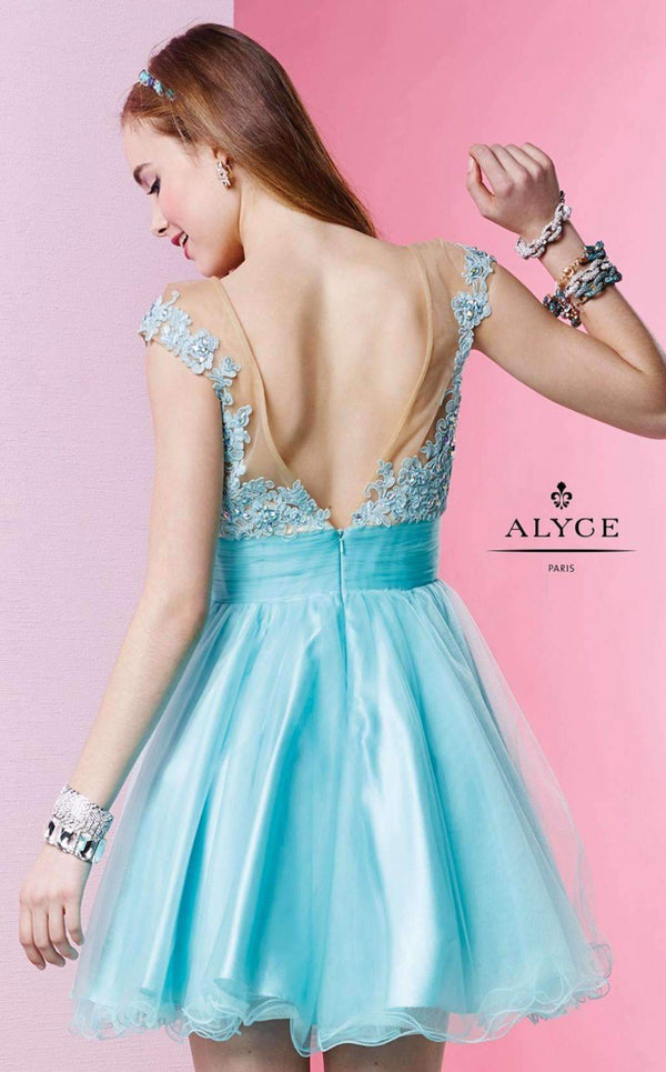 Alyce 1054 Blue Radiance