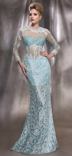 MNM Couture 9110 Dress
