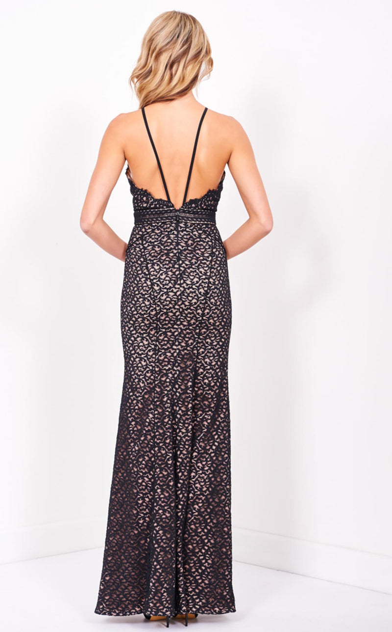 Bariano B16D20 Gown