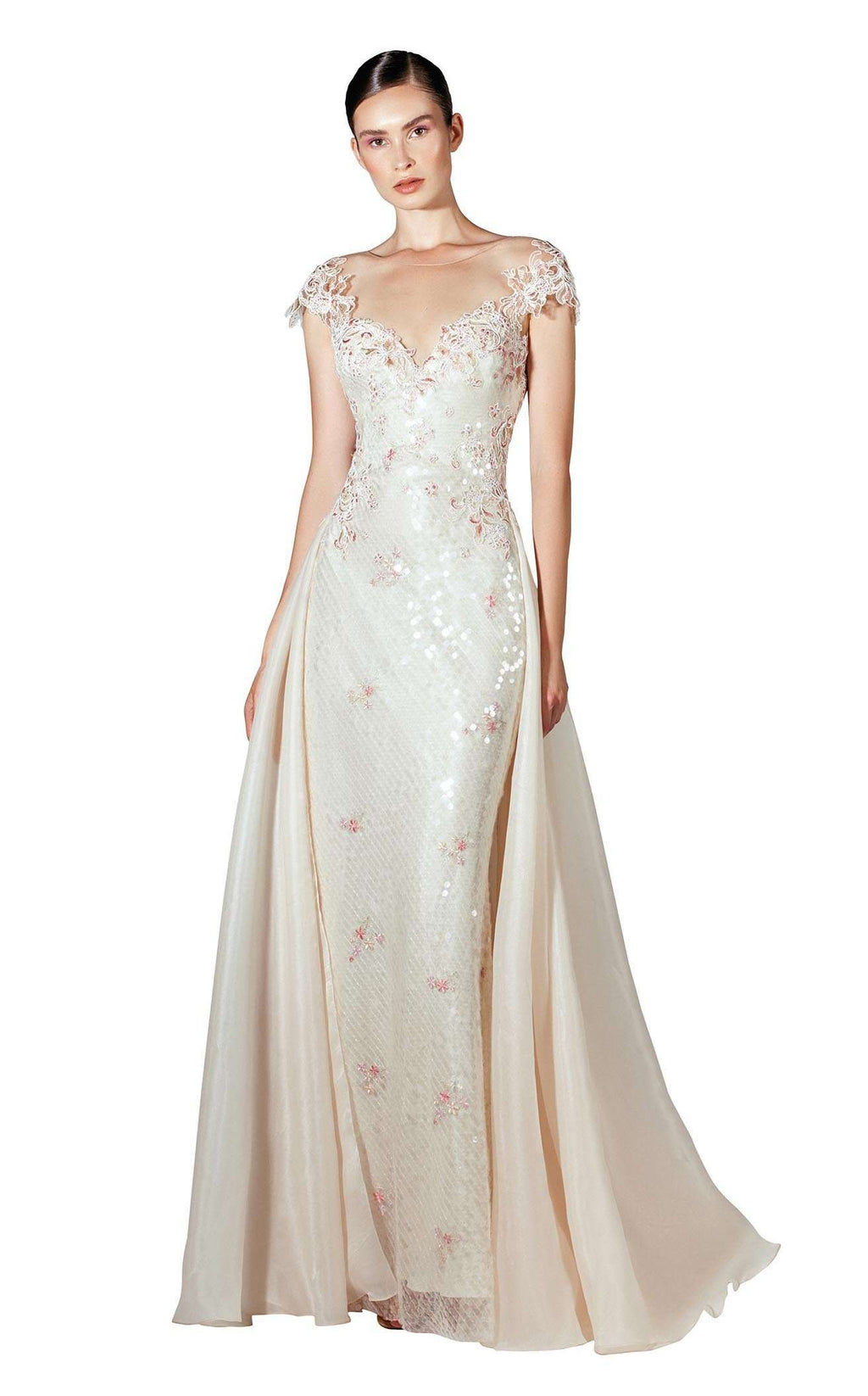 Beside Couture BC1426 Champagne