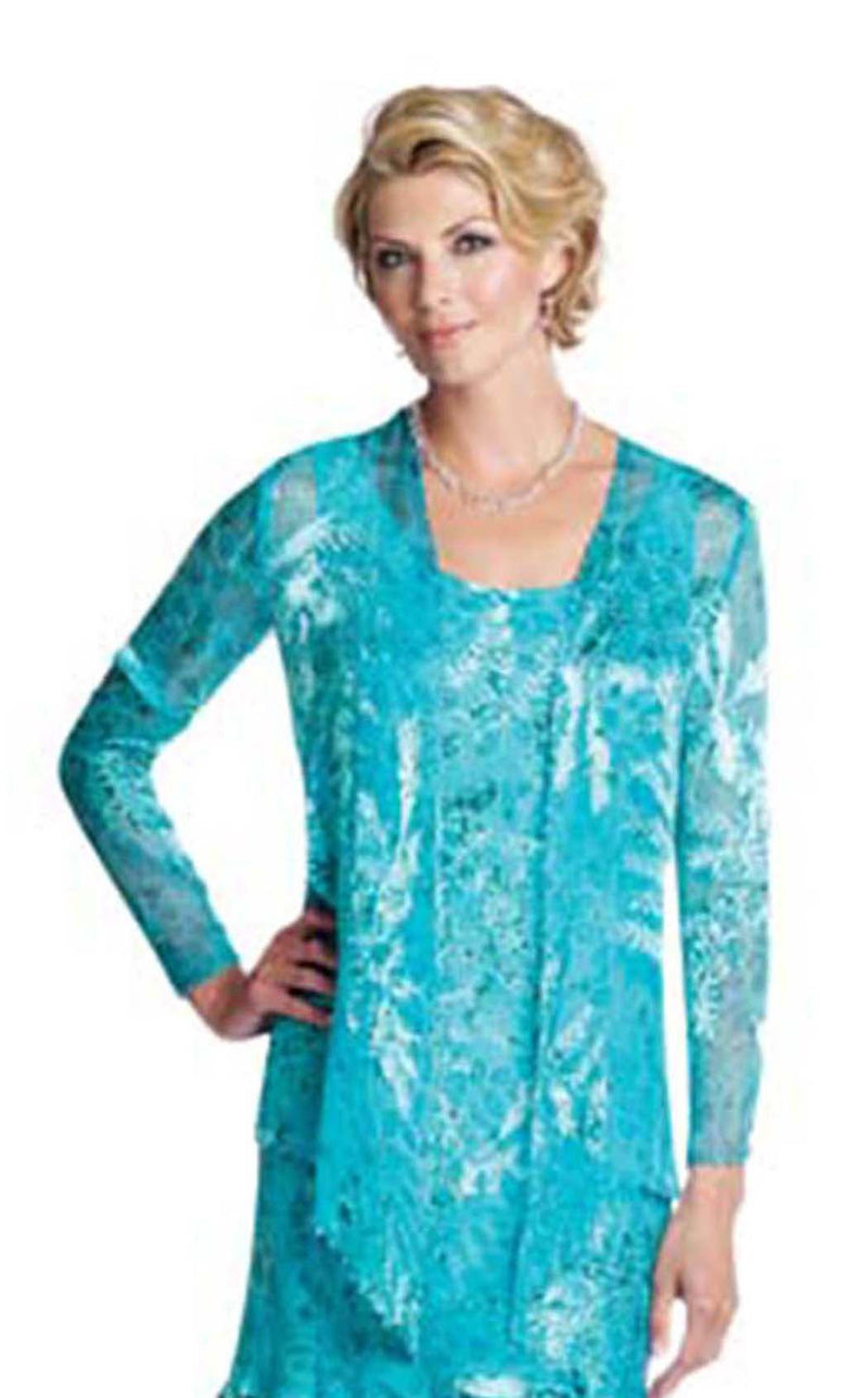 Montage CP11482 Turquoise-Multi