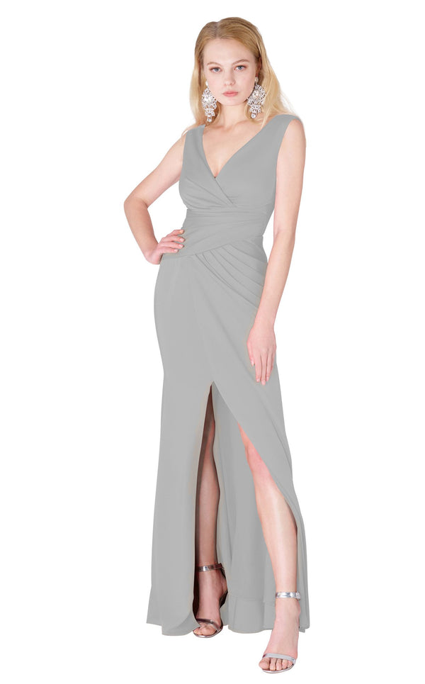 MNM Couture F4427 Grey