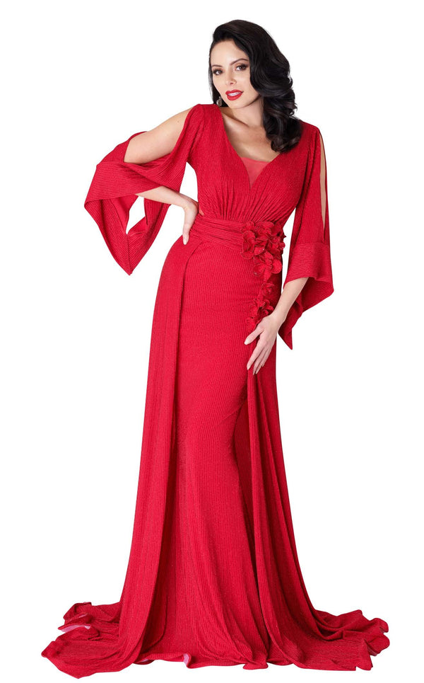 MNM Couture F4670 Red