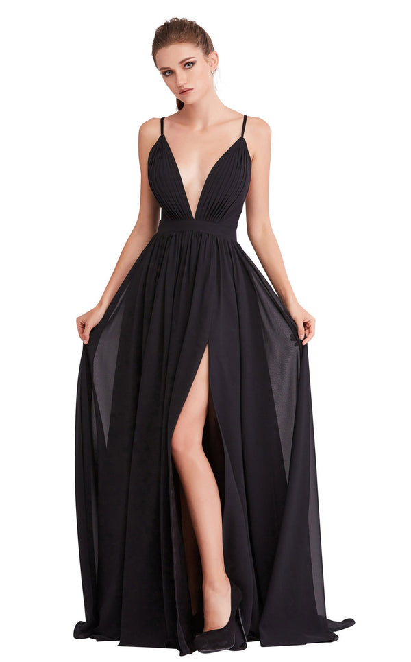 Jadore J15005 Dress Black