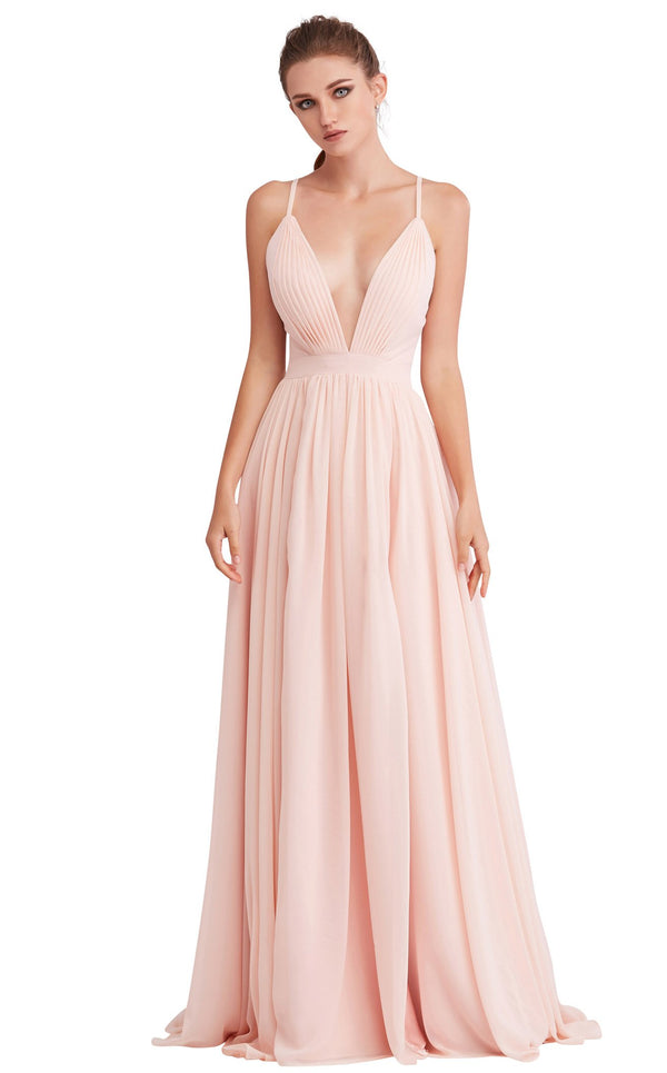 Jadore J15005 Dress Blush-Pink