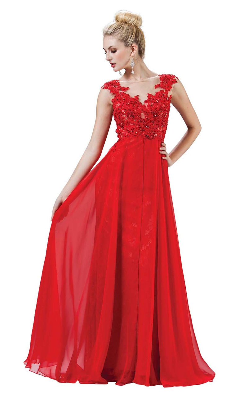 Cinderella Divine JC931 Red