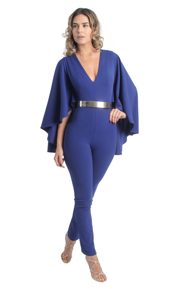 MNM Couture L0025 Blue