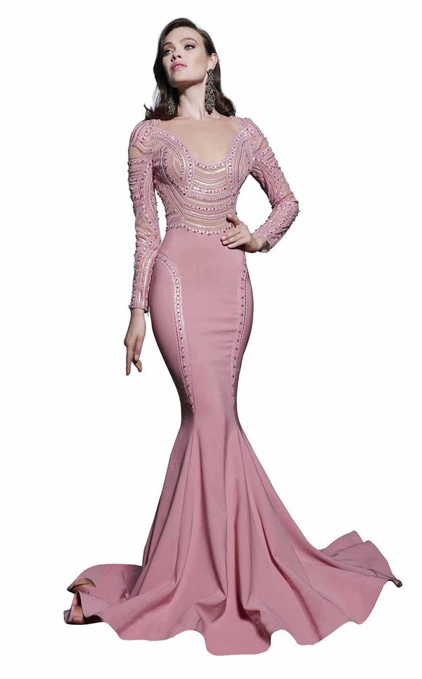 MNM Couture 2503 Dress