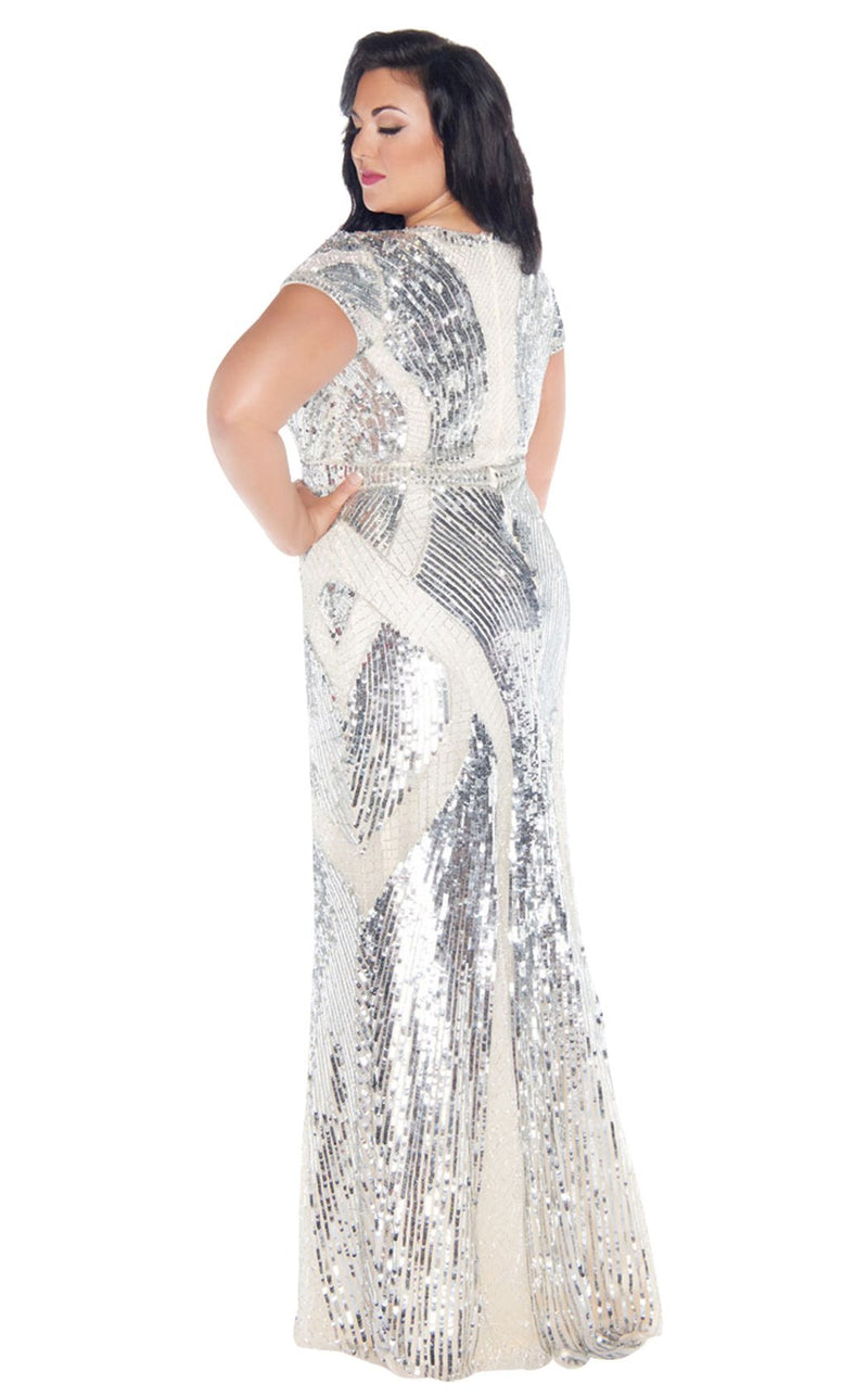 Mac Duggal Fabulouss 4676F