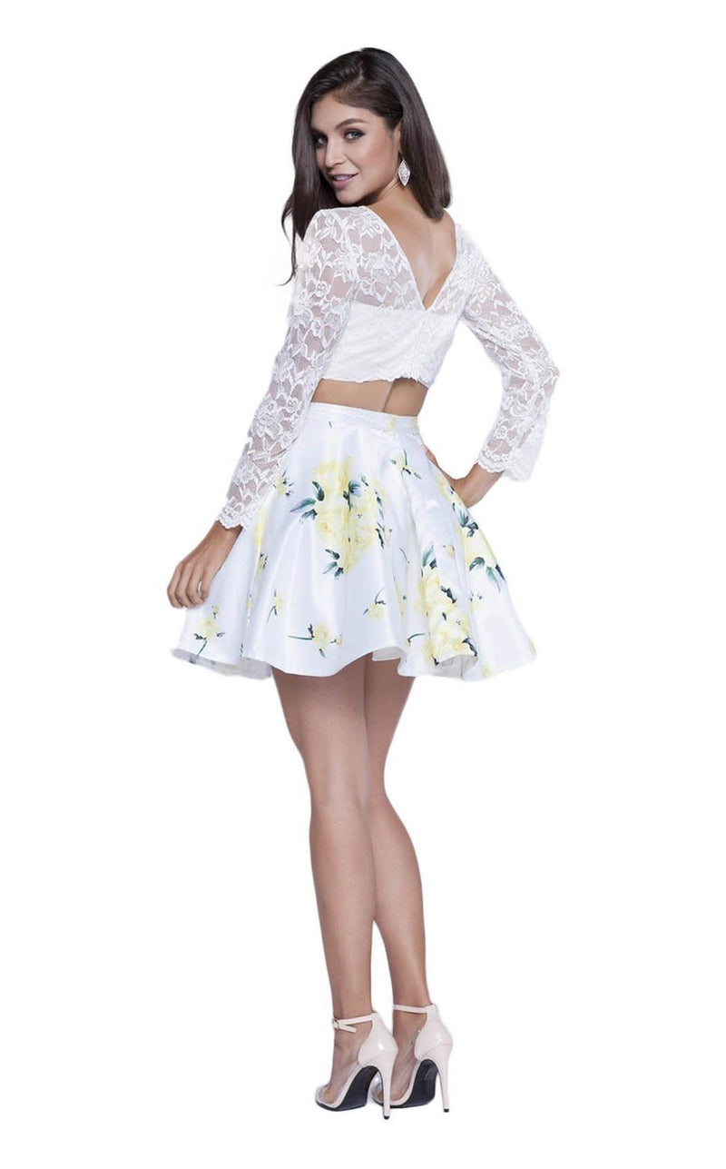 Nox Anabel NX-6220 Floral-Patterns
