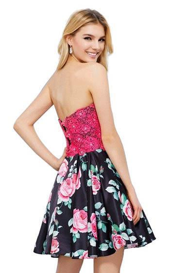 Nox Anabel NX-6270 Floral-Patterns