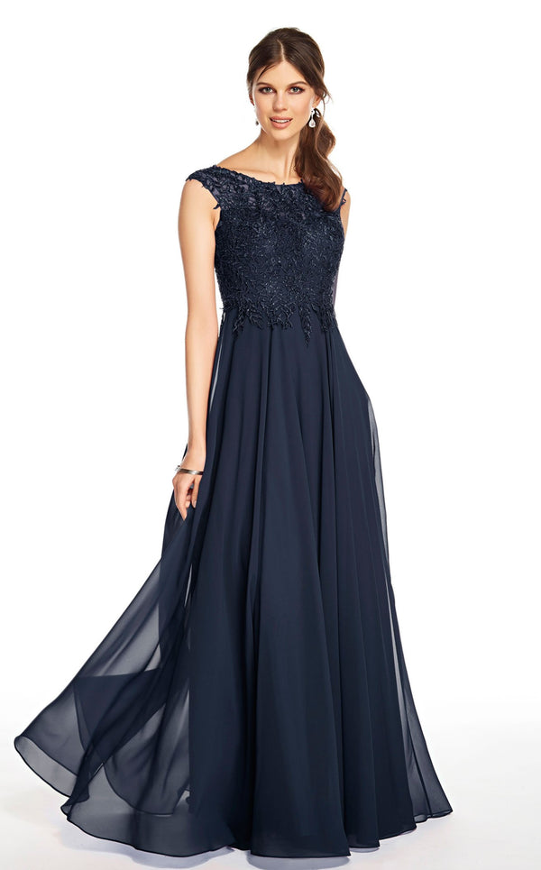 Alyce 27327 Dress Midnight