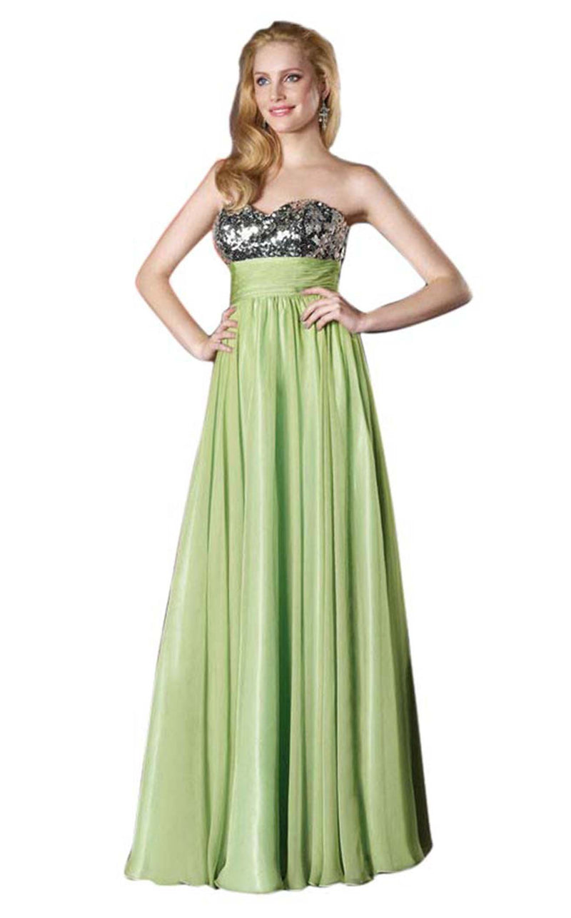 Alyce 35541 Lime