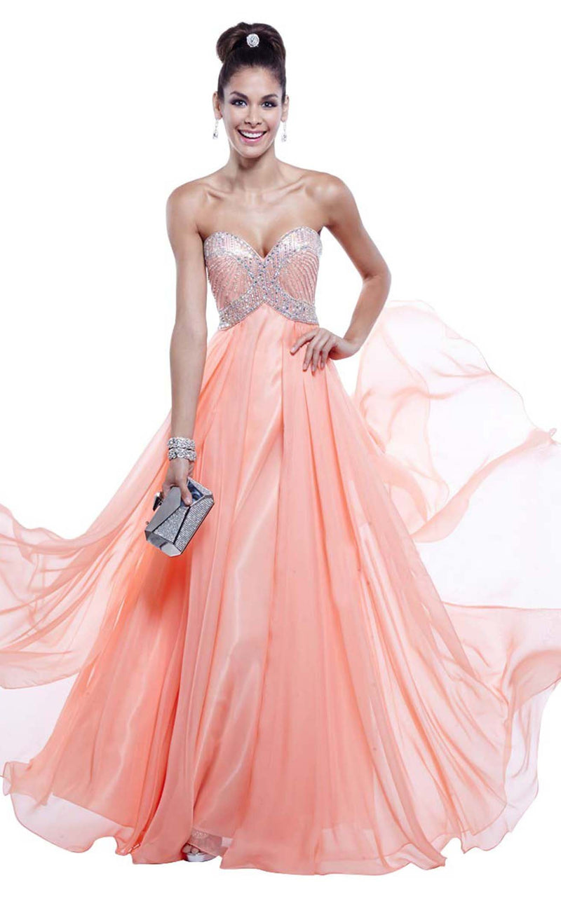 Alyce 6403 Coral